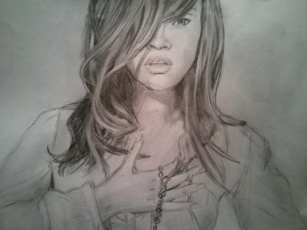 Rihanna por Lilyn-e68